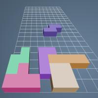 Tetris 3D флеш